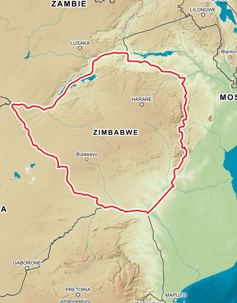 Zimbabwe zdarma online
