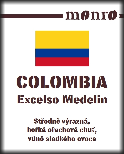 Colombia Excelsko