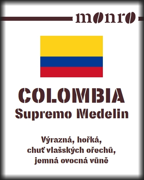 Colombia Supremo Medelin