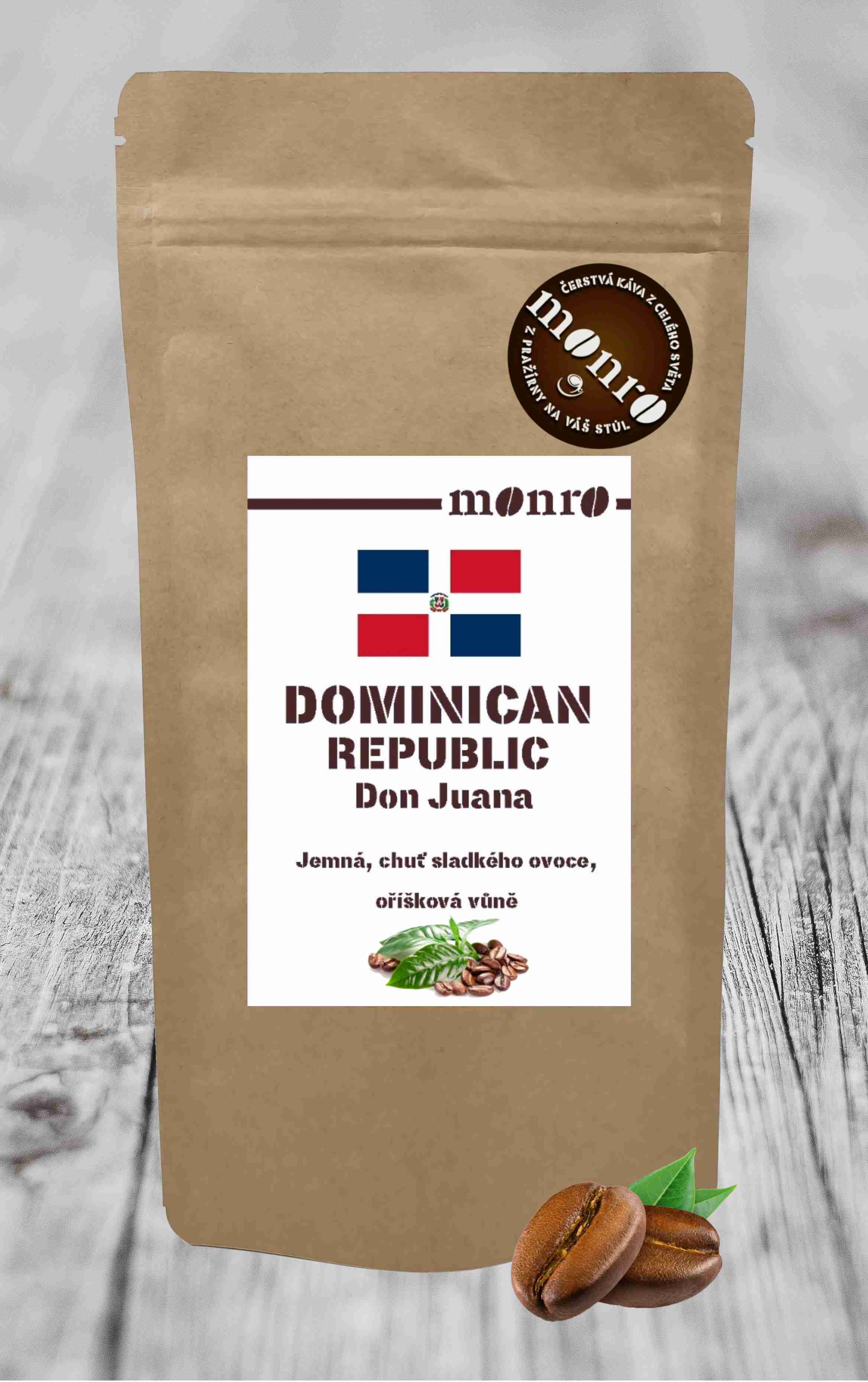 DOMINICAN REPUBLIC DON JUANA KÁVA ARABICA