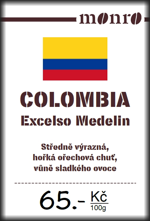 Colombia Excelso Medelin